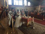 Μάρω Λύτρα: Παντρεύτηκε και δεν το πήρε κανείς χαμπάρι (Οι πρώτες φωτό από το γάμο της)