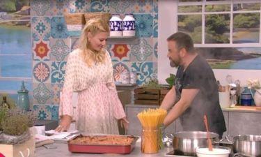 Πρωινό: Πιπέρι στο στόμα του Καλλίδη: «Μ@λ@κ@ αυτή είναι δύο μέτρα!» - Η αντίδραση της Σκορδά