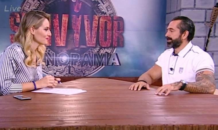 Survivor Πανόραμα: Μπο: «Ο κόσμος δεν κατάλαβε τον Χούτο αλλά φταίει ο ίδιος»