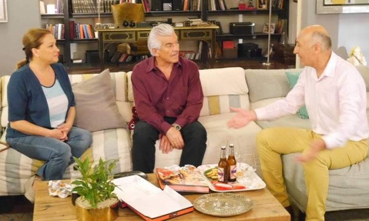 Το σόι σου: Ο Μενέλαος κάνει μια πρόταση συνεργασίας στον Βαγγέλη και…