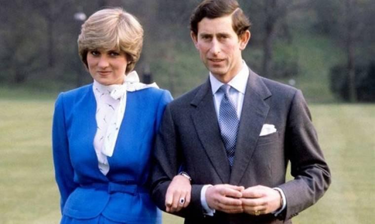 Αποκαλύψεις που σε αφήνουν με το στόμα ανοιχτό για το γάμο της Νταϊάνα με τον Κάρολο