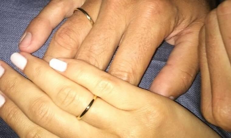 Δούκισσα Νομικού: Η πρώτη μας φωτογραφία, μετά το γάμο