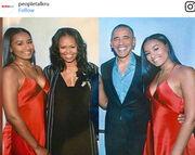 Η κόρη του Obama πιο αποκαλυπτική από ποτέ!