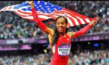 Η αποκάλυψη της Σάνια Ρίτσαρντς-Ρος για την άμβλωση πριν τους Ολυμπιακούς Αγώνες