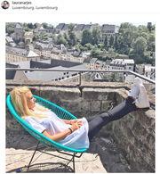 Λάουρα Νάργιες: H νέα φωτογραφία από το ταξίδι της
