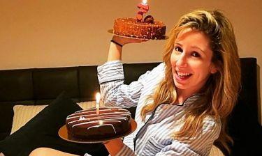 Γενέθλια για τη Σοφία Τσίπα με δύο τούρτες