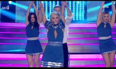 YFSF: Η Ιρένε Τροστ εντυπωσίασε ως άλλη… Britney Spears