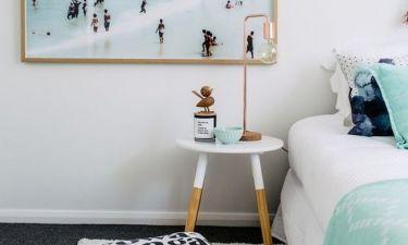 Το απόλυτο trick για να κάνεις την κρεβατοκάμαρα σου να δείχνει πιο «stylish»