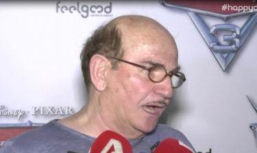 Παύλος Κοντογιαννίδης: «Καλλιεργώ στον Βαρνάβα τα πάντα! Είμαι ήδη και αγρότης»