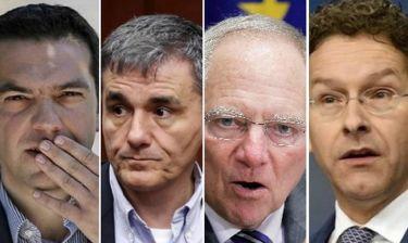 Eurogroup ώρα μηδέν: «Μυρίζει» φιάσκο - Οι δανειστές «τελειώνουν» τον Τσίπρα