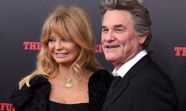 Kurt Russel - Goldie Hawn : Διακοπές στην Σκιάθο (Η πρώτη φωτό)