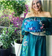 Ράνια Θρασκιά: Τα γενέθλιά, η εντυπωσιακή τούρτα και το τρυφερό της μήνυμα