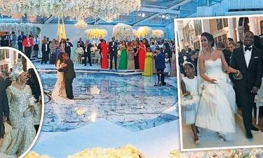 Η πιο πλούσια μαύρη γυναίκα στον κόσμο έδωσε… 5,7 εκατ. ευρώ για τον γάμο του γιου της!