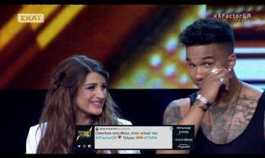 X-factor: Η συγκλονιστική ερμηνεία των Deevibes- Τα δάκρυα του Dominik on stage