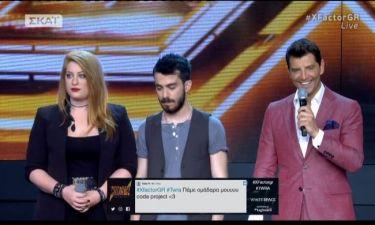 X-factor: Οι κριτές έμειναν με το στόμα ανοιχτό ακούγοντας τους Coda Project