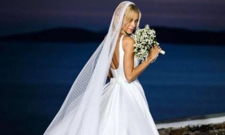 Δούκισσα Νομικού: Η φωτογραφία με το νυφικό στο instagram και το συγκινητικό της μήνυμα