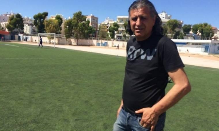 Νίκος Βαμβακούλας: «Δεν έβγαλα χρήματα από ποδόσφαιρο»