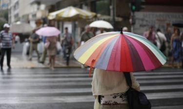 Έκτακτο δελτίο επιδείνωσης του καιρού - Αυτές τις περιοχές θα «σαρώσει» η κακοκαιρία