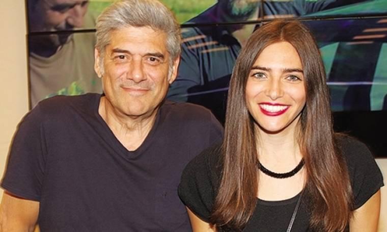 Γιώργος Χωραφάς: «Είμαι πολύ χαρούμενος που δούλεψα με την κόρη μου»