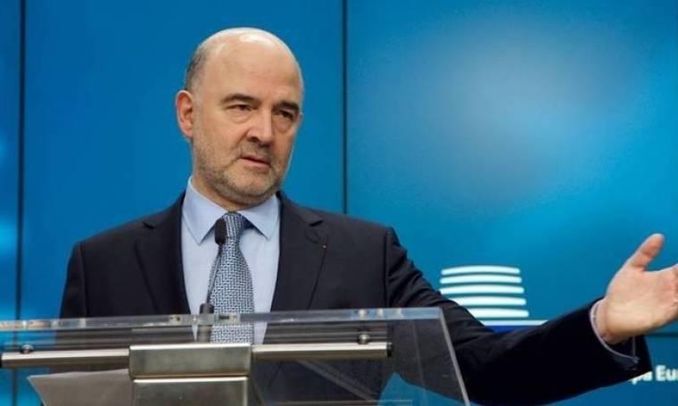 Κυνική ομολογία του Μοσκοβισί: Συχνά αποφασίζουμε εμείς για την τύχη των Ελλήνων