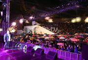 Διεκόπη για λόγους ασφαλείας η συναυλία του Βασίλη Καρρά! Δείτε φωτό και μάθετε πότε θα ξαναγίνει!