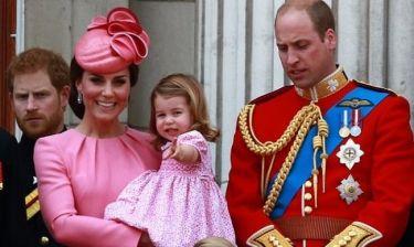 Ποια η Ελισάβετ! Ο πρίγκιπας George & και η Charlotte έκλεψαν για μία ακόμη φορά την παράσταση