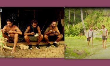 Survivor trailer: Ο αγώνας επάθλου και τα δύο στρατόπεδα