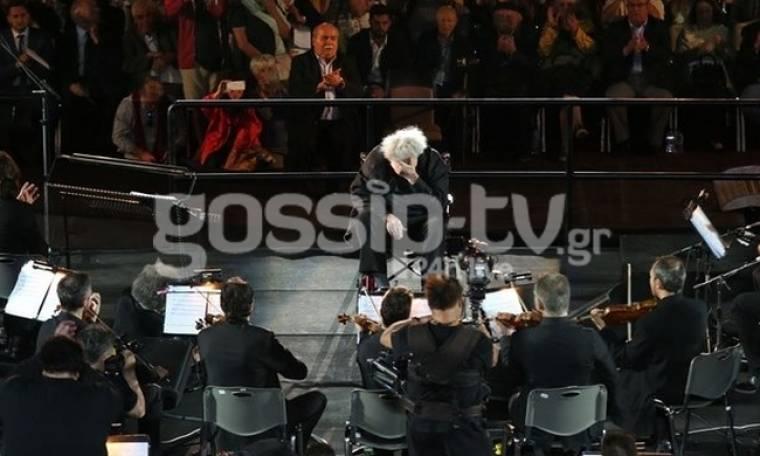 Σε κλίμα συγκίνησης έγινε η συναυλία «Όλη Η Ελλάδα για τον Μίκη - 1.000 φωνές» στο Καλλιμάρμαρο