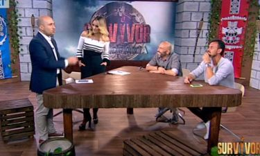 Survivor Πανόραμα: Δείτε πώς αποκάλεσε ο Μπογδάνος τον Μισθοφόρο on air!