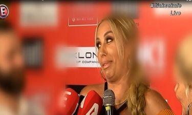 Το παράπονο της Γωγώς Μαστροκώστα on camera: «Νιώθω αδικία γιατί εμένα δεν…»!