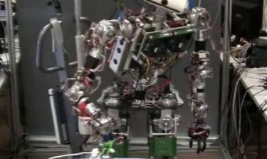Η χαρά της νοικοκυράς: Ρομπότ σιδερώνει ρούχα (Vid)