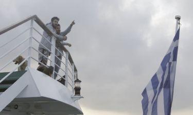 «Στο δρόμο»: Ο Μαυρίδης με τον Λέντζα στην Κρήτη