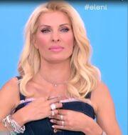 Ελένη: Τα ο πλάνο που δεν της άρεσε και το παραλίγο… ατύχημά της on air!