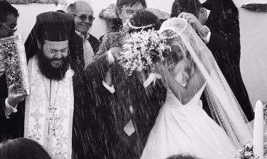 Δούκισσα Νομικού: Αυτή ήταν η μπομπονιέρα του γάμου μας