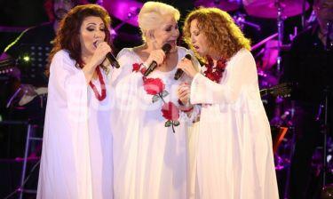 Όλα όσα έγιναν στην συναυλία της Μαρινέλλας, της Ελένης Βιτάλη και της Γλυκερίας