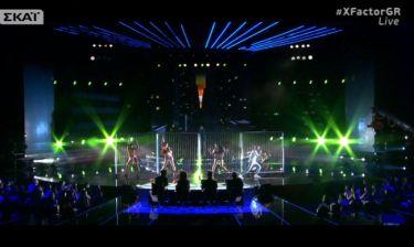 The X-Factor: Το γκρουπ του Στόκα και το κομμάτι με στίχους με νόημα κοινωνικό