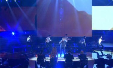 The X-Factor: Μιμήθηκε τον Μαζωνάκη. Τι του είπε ο τραγουδιστής;