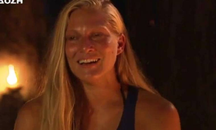 Survivor: Η πρώτη φωτογραφία της Σάρας μετά την αποχώρησή της από το ριάλιτι