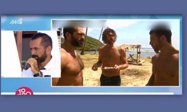 Survivor: Μπο: «Ο Λάμπρος Χούτος δεν έδειξε τον πραγματικό του εαυτό»