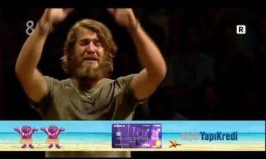 Αυτός είναι ο νικητής του Τουρκικού survivor. Τον είχε «γλεντήσει ο Ντάνος (Nassos blog)