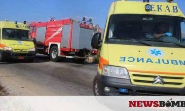 Θανατηφόρο τροχαίο στην Εγνατία - Σκοτώθηκε μπροστά στα μάτια της 7χρονης κόρης της