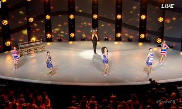 SYTYCD: Ο Πάνος Μεταξόπουλος χορεύει στο σκηνή του σόου παρέα με τα κορίτσια του