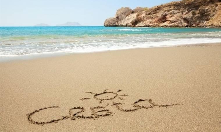 Δεν φαντάζεστε ποιος διάσημος βρίσκεται στην Κρήτη και κάνει διακοπές! Είναι ο…