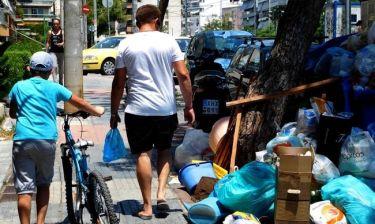 Τα σκουπίδια πνίγουν την Ελλάδα - Το ΚΕΕΛΠΝΟ προειδοποιεί