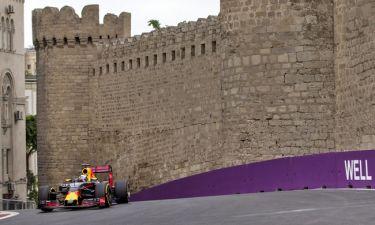 Formula 1 – Γκραν Πρι Αζερμπαϊτζάν 2017