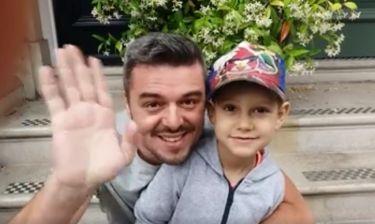 Πέτρος Πολυχρονίδης: Το συγκινητικό «ευχαριστώ» του μικρού Βαγγέλη λίγο πριν μπει στο νοσοκομείο