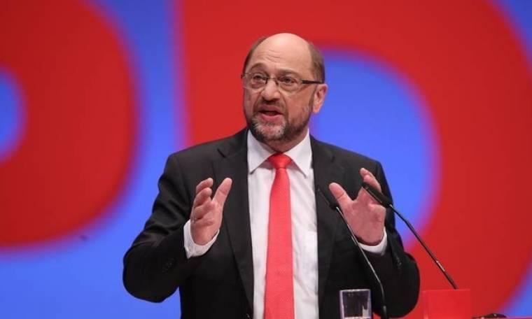 Γερμανία: Δριμεία επίθεση Σουλτς στη Μέρκελ ενόψει των εκλογών (pics)