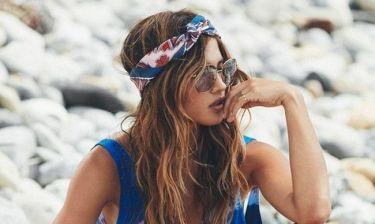 Beach waves: Δες πώς θα φτιάξεις μόνη σου το πιο εύκολο spray με αλατόνερο για τα μαλλιά