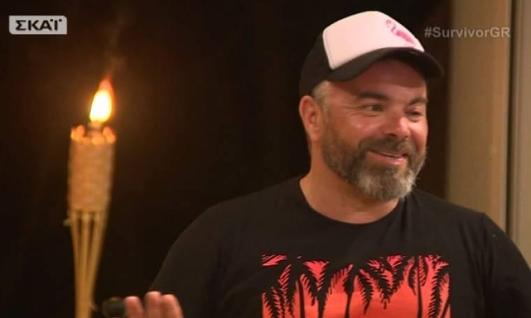 Survivor: Ο Βασίλης Καλλίδης στο ριάλιτι επιβίωσης