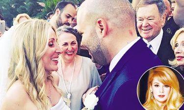 Γαμπρός ντύθηκε ο ανιψιός της Αλίκης Βουγιουκλάκη